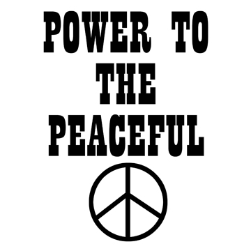 POWERtoThePeaceful
